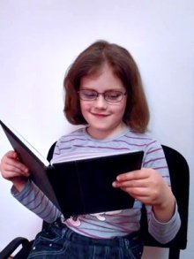 reading with progressive eyeglasses