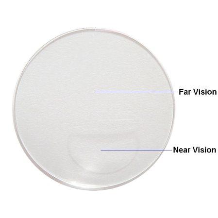 Bifocal Eyeglases Lens