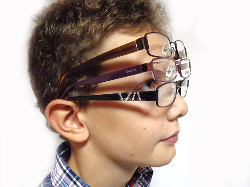 Eyeglasses for Distance, Intermediate and Near view