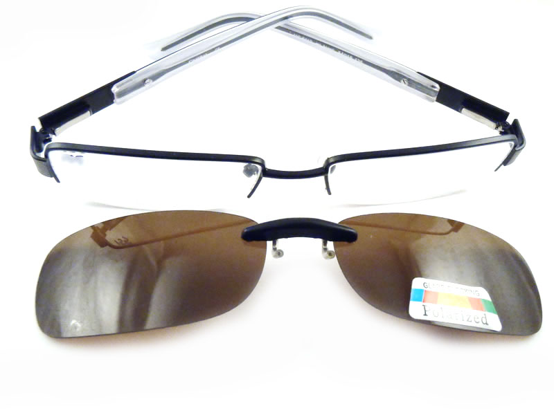 Eyeglass Frames Magnetic Sunglasses : Easyclip Eyeglasses with Magnetic-clip