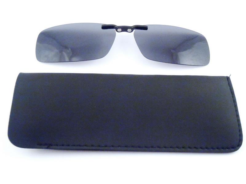 Easy Clip Eyeglass Case
