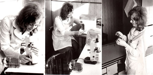 eyeglasses medical optics back in 1975