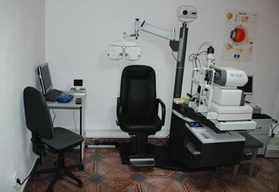 Eye Doctor Equipment