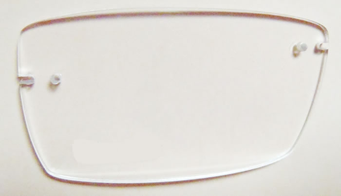 Frameless Eyeglasses Parts