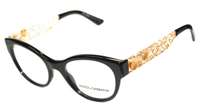 Dolce And Gabbana White Eyeglass Frames : Dolce & Gabbana Eyewears Review