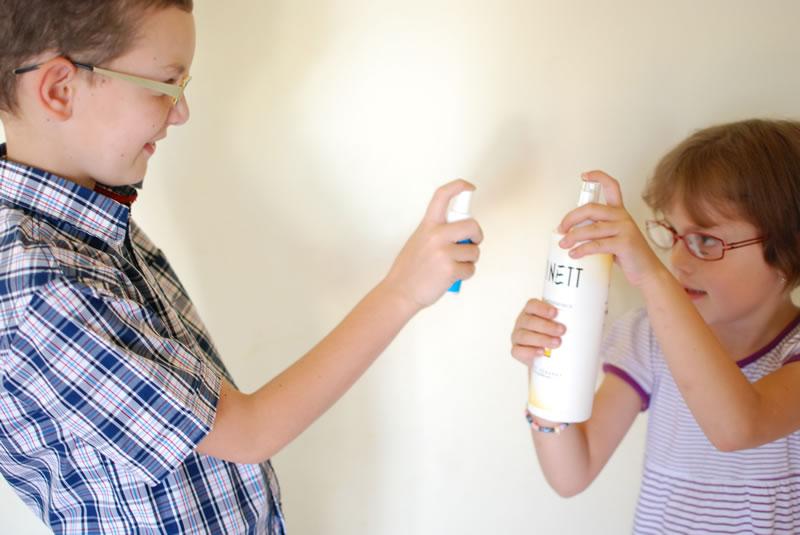 Eyeglass Cleaner Spray