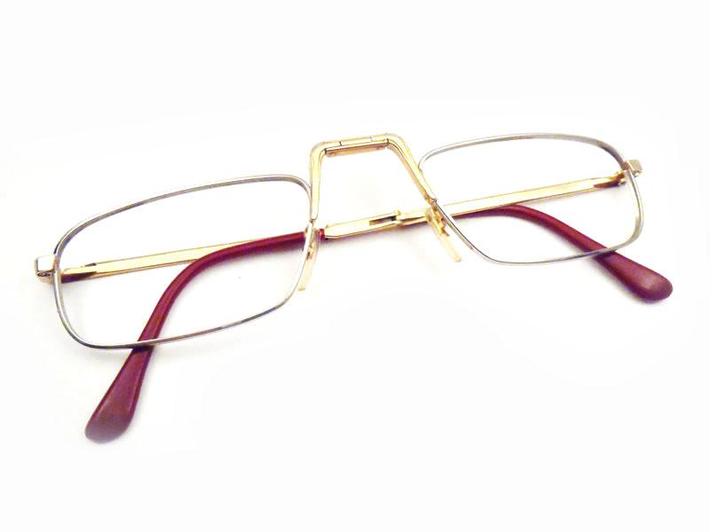 Folding Eyeglasses